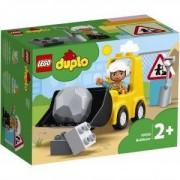 Конструктор Лего Дупло - Булдозер, LEGO DUPLO Town, 10930