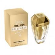 Paco Rabanne Lady Million Eau My Gold!pentru femei EDT 80 ml