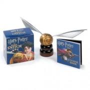Press, Running [Harry Potter Golden Snitch Sticker Kit (Mega Mini Kits)] [Author: Press, Running] [September, 2006]