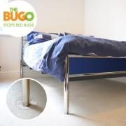 The Bugo - Capcană adezivă pentru ploșnițe 12 buc. pentru suprafețe dure