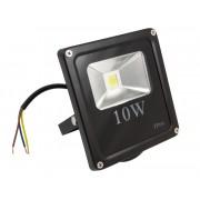 Proiector LED pentru Exterior, Putere 10W, Lumina Alba 6000k