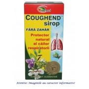 Sirop Coughend fara Zahar 100 ml Ayurmed