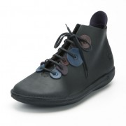 """Boot """"Natural"""", zwart 40"""