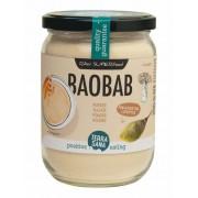 Terrasana bio baobab poeder in glas 190g