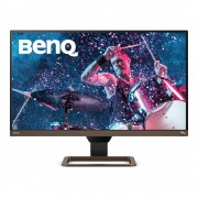 "Monitor IPS, BENQ 27"", EW2780U, 5ms, 20Mln:1, HDRi, 99% sRGB, HDMI/DP, Speakers, UHD 4K (9H.LJ7LA.TBE)"