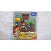 Disney Jakes Neverland Pirate Treasure Hunt