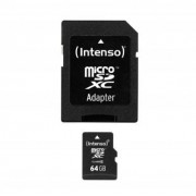 Intenso Intenso Micro SD 64GB Class 10 4034303017973 Replace: N/A