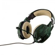 Trust GXT 322C Gaming headset 3.5 mm jack Corded, Stereo Over-the-e...