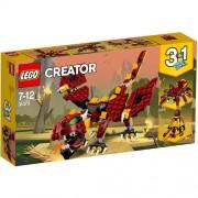 Set de constructie LEGO Creator Creaturi Mitologice