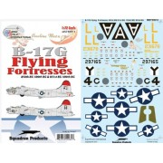 Superscale USA B-17G Flying Fortress #1 Decals
