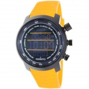 Suunto Elementum Terra Premium Outdoor Activity Watch - Amber Rubber - SS019172000 I1ON5JOOZNQ