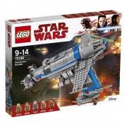 Lego star wars bombardiere della resistenza