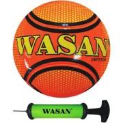 Wasan Emperor Football -Orange Free Pump