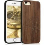 Husa iPhone 6 / 6S Lemn Maro 45531.02