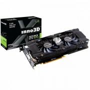 Grafička kartica Inno3D Video Card GeForce GTX 1070 Ti X2 V21607Mhz/8.0Gbps / 8GB GDDR5 / 256-bit / Dual DVI DP HDMI / VA10C / GP104F8521