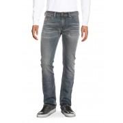 Diesel Jeans Thavar, Slim-Skinny Fit blau
