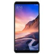 "Telefon Mobil Xiaomi Mi Max 3, Procesor Octa-core 1.8GHz, IPS LCD Capacitive touchscreen 6.9"", 6GB RAM, 128GB Flash, Camera Duala 12+5MP, Wi-Fi, 4G, Dual Sim, Android (Negru) + Cartela SIM Orange PrePay, 6 euro credit, 6 GB internet 4G, 2,000 minute natio"