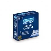 DUREX NATURAL COMFORT 3 UDS