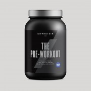 Myprotein THE Pre-Workout - 30servings - Blue Raspberry