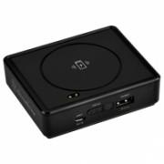Silverstone SST-QIB052 5.200mAh Power Bank con ricarica Wireless Qi