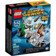 Lego Klocki LEGO Super Heroes Mighty Micros: Wonder Woman kontra Doomsday 76070
