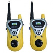WALKIE TALKIE SET FOR KIDS TO TALK BACK FUN PLAY AROUND 100 METERS