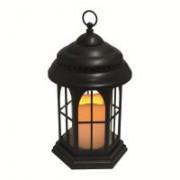 Home LED-es lámpás, fekete 4,5 V (LTN 4/BK)