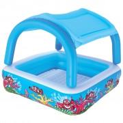 Bestway Canopy Play Pool Blue 147x147x122 cm 52192