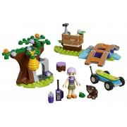 LEGO® Friends 41363 Aventura din pădure a Miei