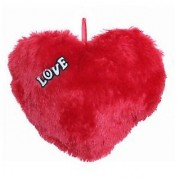 Heart Shape Love Soft Cushion Anniversary Birthday Gift