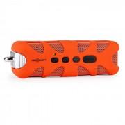 Orange Know Bluetooth-luidspreker AUX accu oranje