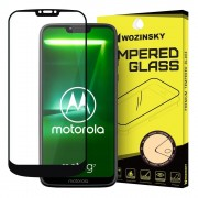 Folie de Sticla 5D Full Glue MOTOROLA Moto G7 Power (Negru) Case Friendly Wozinsky