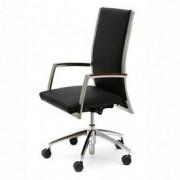 Scaun de birou ergonomic Fermato Una, l60xA67xH105-117-cm