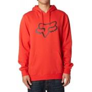 Fox Legacy head Jersey con capucha Rojo M