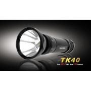 Latarka Fenix TK40 Cree MC-E LED - 630 lumenów, zasięg 300m + wysyłka gratis