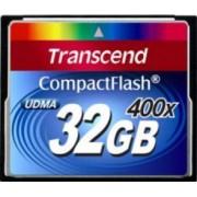 Card de Memorie Transcend Compact Flash 32GB 400x