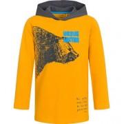 Koszulka z kapturem i długim rękawem dla chłopca 9-13 lat