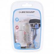 Dunlop Reistassen/koffers bagageslot met TSA cijferslot transparant