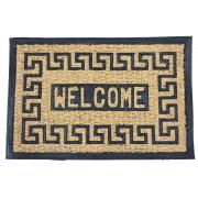 Covoras Intrare cu Imprimeu Welcome pentru Exterior sau Interior