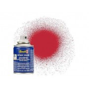 Revell Color Spray - 34136: carmin mat (carmin mat roșu)