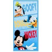 Mickey egér fürdőlepedő / gyorsan száradó törölköző