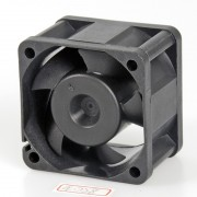 FAN, EVERCOOL 40mm, EC4028HH12BA, 2 ball bearing, 12000rpm (40x40x28)