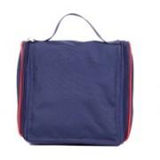 Bagkrafts Travelon mini Travel Toiletry Kit(Blue, Red)