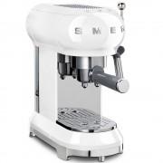 SMEG - Espresso Kaffeemaschine Weiß Serie 50 Jahre