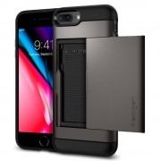 Spigen - Slim Armor CS iPhone 8 Plus/7 Plus Hoesje