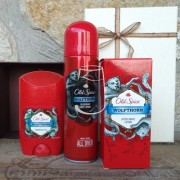 Old Spice ajándékcsomag Wolfthorn (after shave, dezodor, stick)