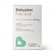 Babyplan Folsyra - 3 st.