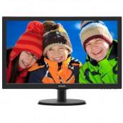 """Philips 223V5LHSB2/00 21.5"""" Monitor VGA, HDMI"""