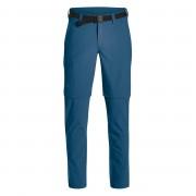 Maier Sports Torid Slim-Zipp-off Funktionshose wasserabweisend - Herren - blau in Größe 28