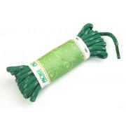 PROMA Šněrovadla (tkaničky) SPORT kulatá 170p1603 Zelená - šedá 160 cm